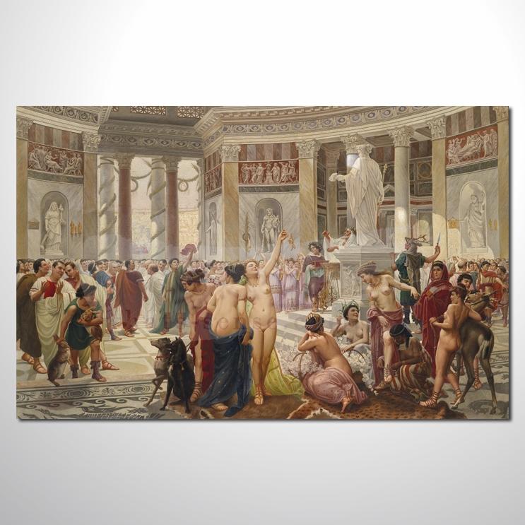 油画 欧式宫廷854 高档宫廷 高品味 装饰品 艺术品 插画 无框画 精品